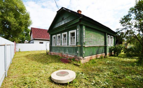 Жилой дом в городе Волоколамске на ул.Партизан